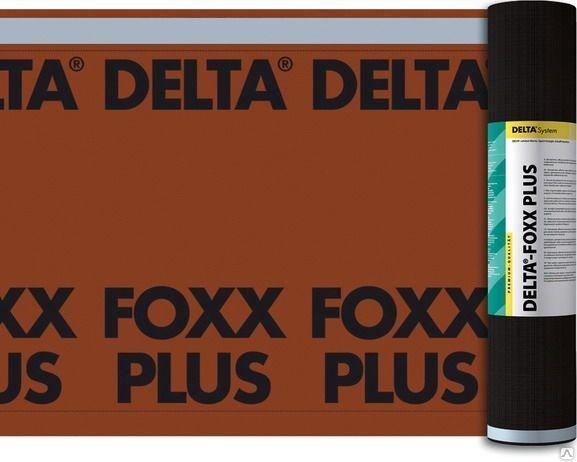 гидроизоляция delta foxx в перми