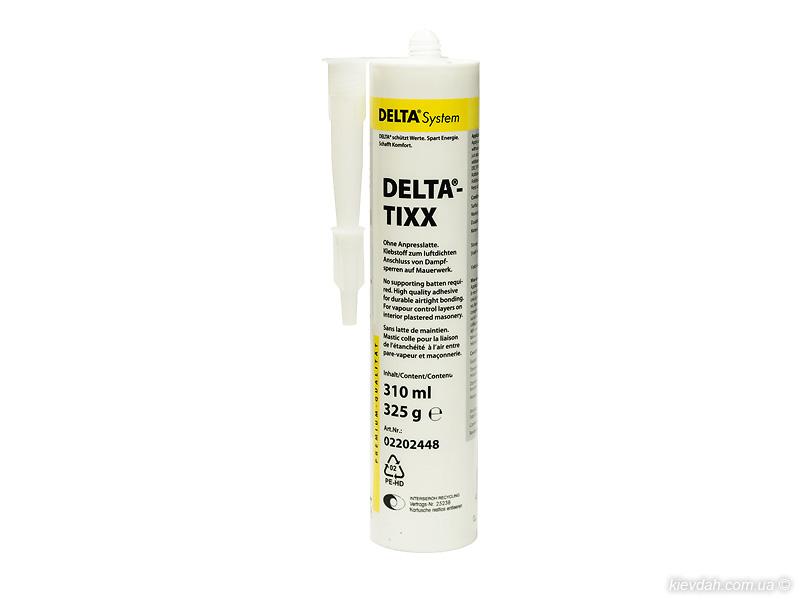 клей delta tixx для пароизоляции в перми