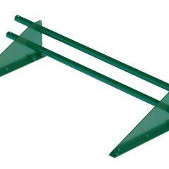 Снегозадержатель трубчатый ROOFRetail длина 1000 мм RAL 6005