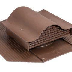 VILPE HUOPA -KTV ВЕНТИЛЬ подкровельного пространства RR32 коричневый