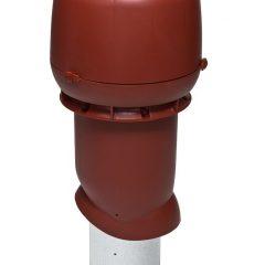 Выход вытяжки VILPE 160-ИЗ-500 RR29 красный
