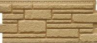 Фасадная панель Grand Line Камелот Стандарт песочная