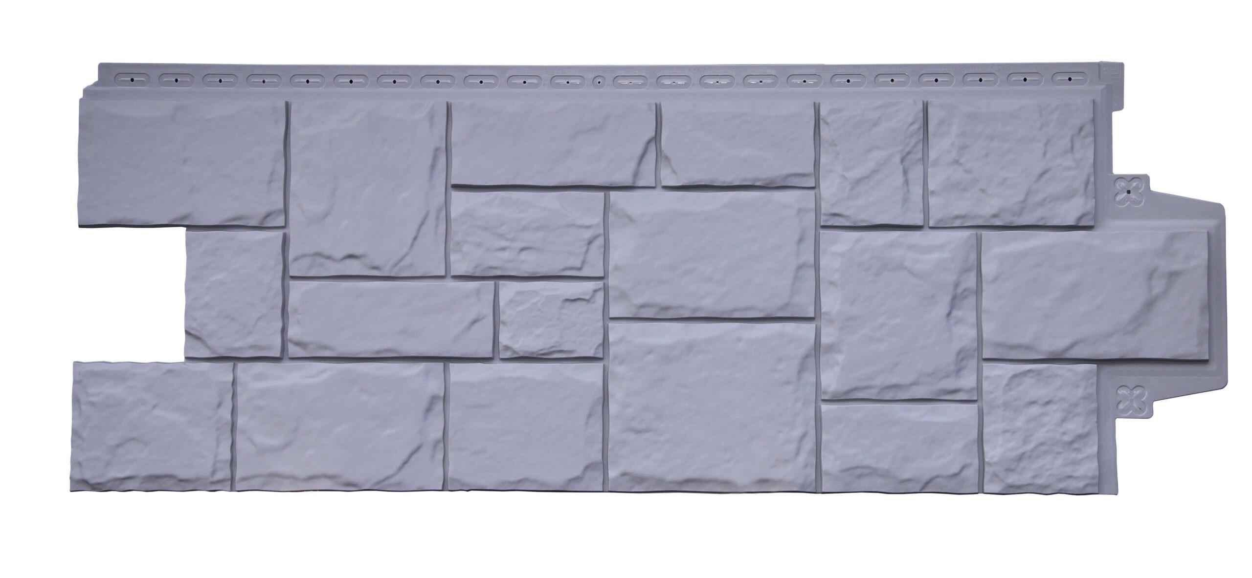 Фасадная панель Grand Line Крупный камень Стандарт известняк